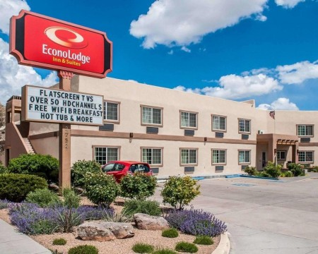 Welcome To Econo Lodge Inn & Suites New Mexico - Welcome To The Econo Lodge Inn & Suites New Mexico